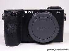 Sony Alpha 6500 ILCE-6500 Body Kamera (Gehäuse) 24.2 MP in OVP - TOP Zustand