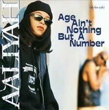 Age Ain't Nothing But a Number by Aaliyah (CD, May-1994, Blackground)