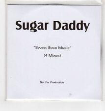 (GI893) Sugar Daddy, Sweet Soca Music - DJ CD