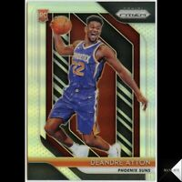 2018-19 Panini Prizm Silver Deandre Ayton Rookie RC Rookie Card Phoenix Suns