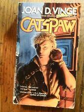 Catspaw by Joan D. Vinge PB 1988