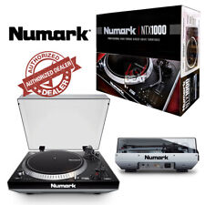 Numark NTX1000 Professional High Torque Direct Drive Turntable w/ USB 110V/230V