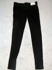 New NWT New York & Company Black Slim Leggings Pants - Size XS