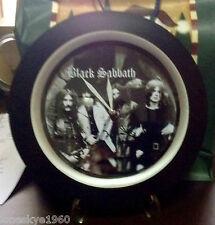 BLACK SABBATH Collector's WALL CLOCK