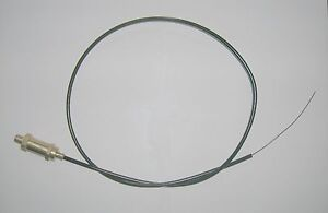 throttle control cable for air compressors heavy duty