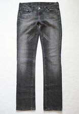 COH Citizens of Humanity Size 29 Ava Straight Leg Jeans Leopard #059 Wash Womens