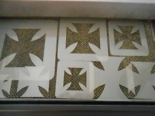 Maltese Cross Stencil Set!