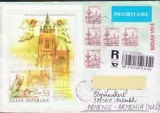 Sellos de República Checa registramos