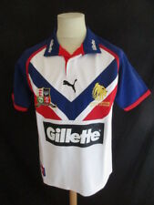 Rare maillot de rugby vintage British XIII Great Britain Rugby League Puma Tai
