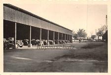 Garage der Scheinwerfer Abteilung Kübelwagen