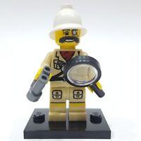 "LEGO Collectible Minifigure #8684 Series 2 ""EXPLORER"" (Complete)"