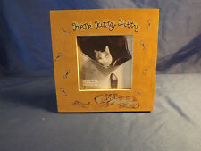 "Cat Kitty Picture Frame 6 1/2"" x 6 1/2"""