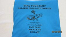 Palouse Slots And Hobbies T-Shirts Classic Design Medium