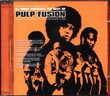 The Best of Pulp Fusion - 2 CD - NEW Dizzy Gillespie Betty Davis Funkadellic