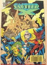 Facteur X  n° 20 Edition Semic Marvel Version Intégrale