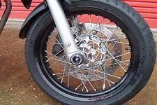 Yamaha XT660 X/R/Z Tenere R&G racing horquilla protectores de choque Negro De La Motocicleta