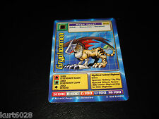 BANDAI DIGIMON CARD BO-95 GRYPHOMON-FREE COMBINED SHIPPING-GOOD CONDITION