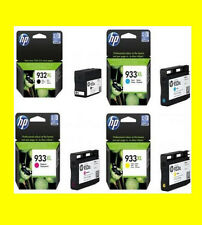 4 orig. Patronen HP 932XL BK HP 933XL CMY HP Officejet Pro 6100 6600 6700 7110