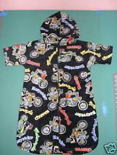 Biker Biker Motorcycle Baby Infant Fleece Hoodie Sack Personalized with Name Too
