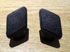 Armrest door pull handle screw cover caps, Mazda MX5 mk1 MX-5 pair l/h & r/h cap