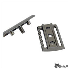 Gray Safety Razor Replacement Head-Maggard Razors V3 (Fits Edwin Jagger)