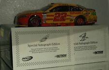 2017 RCCA JOEY LOGANO #20 SHELL/PENNZOIL RICHMOND WIN DUAL AUTO ELITE CAR#50/114