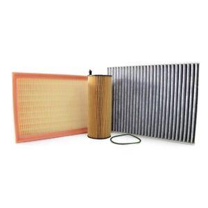 MANN-FILTERAir C39219 Oil HU8001X Cabin CUK2842 Filters RAPKIT458