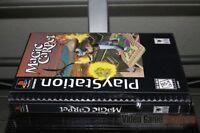 Magic Carpet Long Box (PlayStation 1, PS1 1996) FACTORY SEALED! - ULTRA RARE!