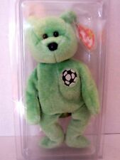 "NEW Ty Beanie Baby "" Kicks "" with tag errors  Mint wmt"