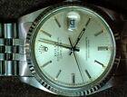 Rolex 16014 white Gold bezel stainless steel bracelet 3035 quick set movement