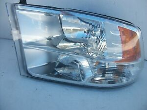 DODGE RAM 1500 2500 3500 LH HEADLIGHT 2009 /2018 OEM 68096439 AJ