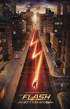 The Flash poster (a) - 11 x 17 inches