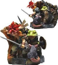 Chrono Trigger Formation Arts Crono & Frog Trading Figure Statue Square Enix NEW