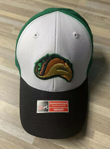 Fresno Grizzlies Fresno Tacos Infant Size Adjustable Hat AAA Rare!