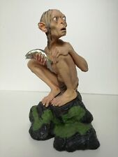 LOTR (Tolkien) Two Towers - Smeagol / Gollum statue a Sideshow Weta Collectible