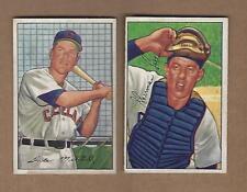 1952  BOWMAN  DALE  MITCHELL  #  239   EX MINT