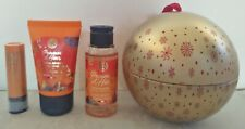 Yves RocherGift Set 3 pieces + Gold Bauble Christmas Ornament Limited Edition