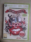 31342//NUMBER ONE HITS LIPS XBOX 360 COMPLET EN TBE NECESSITE MICRO