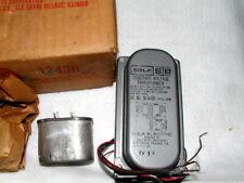 Sola Electric Constant Voltage Transformer Type Cvn Nos