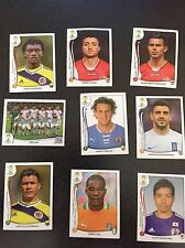Panini FIFA World Cup Brazil 2014 Soccer/Football Stickers (YOU PICK ANY 6)