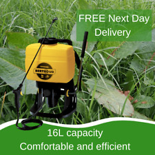 BERTHOUD VERMOREL 1800 16L KNAPSACK SPRAYER FOR WEEDKILLER FERTILISER