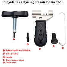 Bicycle Bike Chain Link Remover Rivet Extractor Tool Break Pin Splitter K6