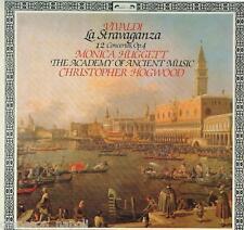 Vivaldi: Concerts de La Stravaganza / Hogwood, Academy Of Antique Music - LP