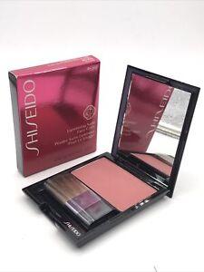 Shiseido Luminizing Satin Face Color Blush RS302 Tea Rose BNIB Full Size