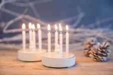 räder Winterzeit Mini Adventskranz mit 8 Kerzen