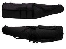 Gewehrtasche als Rucksack tragbar schwarz Waffentasche Gewehrfutteral