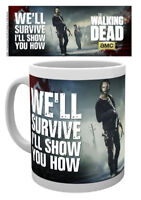 The Walking Dead - We'Ll Survive Mug Nuovo Merchandise (MG0958)