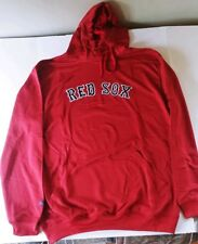 Boston Red Sox Majestic Mens Plus  Pullover Performance Hoody Jacket NWT XLT