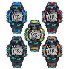 Kids Child Boy Girls Watch Multifunction Waterproof Digital Sports Wrist Watches