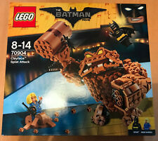 LEGO SET BOITE NEUF 70904 BATMAN MOVIE CLAYFACE SPLAT ATTACK GUELE D' ARGILE